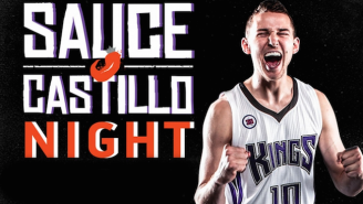 'Sauce Castillo' Lives On: Kings To Host Entire Promotional Night Based On Fortunate Nickname