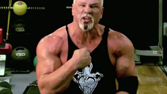Scott Steiner Is Under Investigation For Allegedly Threatening To Kill Hulk Hogan