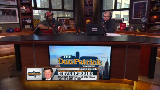 Steve Spurrier Called Into 'The Dan Patrick Show' When Darius Rucker Was On And Everybody Had Fun