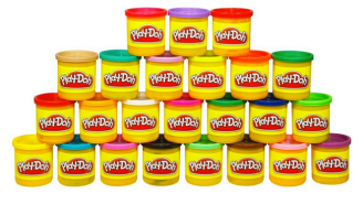 Now Hollywood Is Attempting To Bring A 'Play-Doh' Movie To The Big Screen