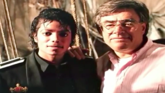 About The Time Michael Jackson Visited The Set Of 'The Goonies'