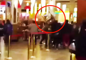 Here's Video Of The Massive Brawl From The Resorts World Casino In Queens