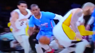 Chris Paul's Nutmeg Of Carlos Boozer Sums Up The Clippers' Hot Streak