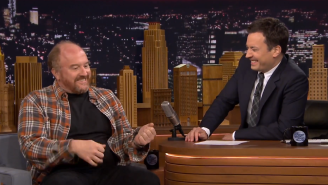 Louis C.K. Looks Back On How He Ruined Jimmy Fallon's Audition For 'The Dana Carvey Show'