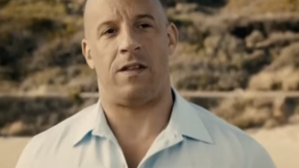 Watch An Emotional Vin Diesel Sing 'See You Again' For Paul Walker