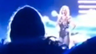 Watch Britney Spears Call A Rude Fan A 'F*cking Asshole' Mid-Concert