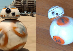 How To Build Your Own Working BB-8, The Ball Droid From 'Star Wars: The Force Awakens'