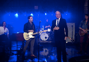 David Letterman Called Dawes 'All You Need' When It Comes To Rock Bands