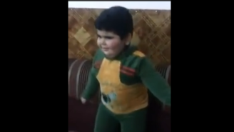 This Dancing Toddler Is All About Shaking Those Hips And Body Rolls