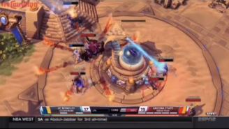 ESPN Aired A Video Game Tournament And It Confused The Hell Out Of Twitter