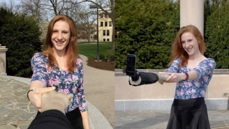 Presenting The Selfie Arm, The Forever Alone Of Photo-Based Inventions