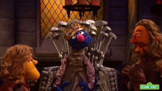 Winter Is Coming To 'Sesame Street' In This Cute 'Game Of Thrones' Parody