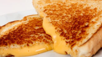 Study: People Who Eat Grilled Cheese Have A More Active Love Life