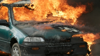 A Man Set Both Himself And His Rental Car On Fire Attempting To Kill Bed Bugs