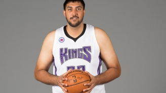 Kings Sign NBA's First Player Of Indian Descent, 7'5 Sim Bhullar, To 10-Day Contract