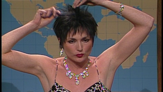 Nora Dunn Explains Why She Refused To Do 'SNL' With Andrew Dice Clay