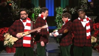 In Which Horatio Sanz Tells A Story About Tracy Morgan And The 'SNL' After-AFTER Parties