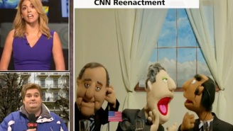 'SNL' nailed it with this 'CNN Newsroom' spoof