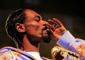 Snoop Dogg's Birthday Party Was Literally So Lit Up, It Caught On Fire