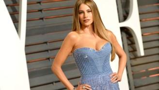 Sofia Vergara Wishes She Had Fake Boobs