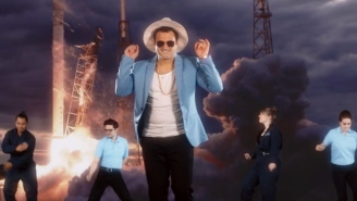 This 'Uptown Funk' Parody Shows That SpaceX Really Can Do Important Work