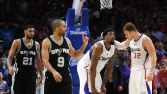 Why It's An Absolute Crime This Spurs-Clippers Series Has To End