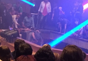 A High School Musical In Indiana Ended In A Collapsed Stage, Injuring Almost Two Dozen Students