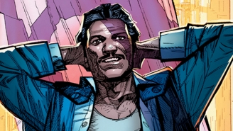 246 days until Star Wars: Lando Calrissian lands in his own comic this July