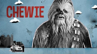 247 days until Star Wars: 'Chewie' is the Louis CK parody you didn't know you needed