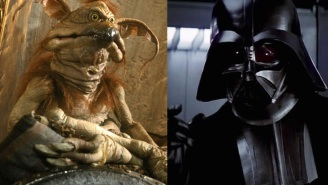 238 days until Star Wars: Even Darth Vader hates Salacious Crumb