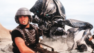 'Starship Troopers: The TV Series'?