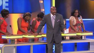 Celebrity 'Family Feud' And Steve Harvey Are Heading To Primetime On ABC