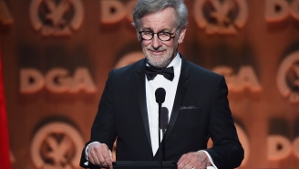 Steven Spielberg Thinks There Should Be More Diversity In The Academy, For The Most Part