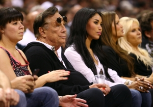 V. Stiviano Inexplicably Wishes Donald Sterling A Happy 81st Birthday