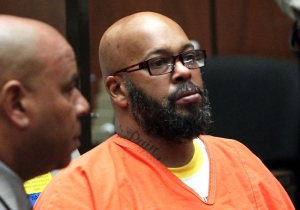 A Toilet Is Terrorizing Suge Knight Inside His Jail Cell And He Wants Out