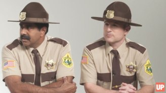 The Stars Of 'Super Troopers' Reveal Which Lines Fans Yell At Them And What Donating $25 Million Gets You