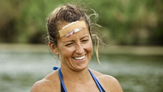 Interview: Kelly Remington talks 'Survivor: Worlds Apart'