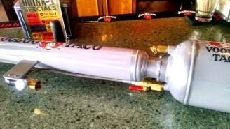 This Taco Cannon Is Coming To A College Hockey Game Near You