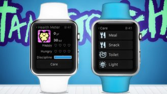 You Can Now Put A Tamagotchi On Your Apple Watch And Kill It All Over Again