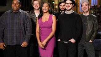Recap: 'Saturday Night Live' – Taraji P. Henson and Mumford & Sons