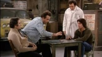 Waxing Episodic: Jim's generous nature made for a great 'Taxi' episode
