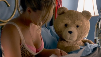 Tom Brady Tries To Act And Amanda Seyfried Rips Bong Loads In The 'Ted 2' Red-Band Trailer