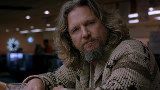Val Kilmer is looking like The Dude from The Big Lebowski
