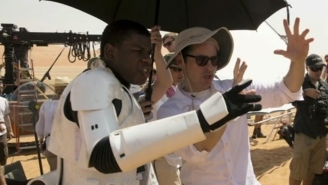 13 behind-the-scenes photos from 'Star Wars: The Force Awakens'