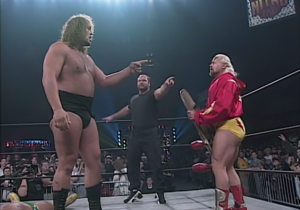 The Best And Worst Of WCW Monday Nitro 3/25/96: The One Where Big Show Turns