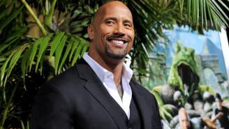 The Rock Set To Star In A New Sci-Fi Space Franchise Called 'Alpha Squad Seven'