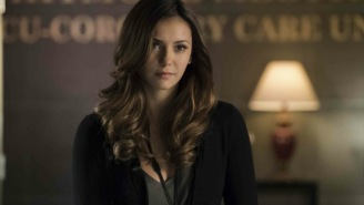 Nina Dobrev is leaving 'The Vampire Diaries'