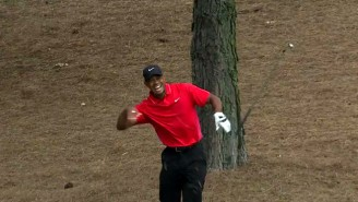 Did Tiger Woods Pop His Wrist Bone Back Into Place At The Masters?