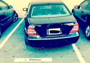 Andy Richter Totally Shamed Ashley Tisdale's Horrible Parking Job On Twitter (UPDATE)