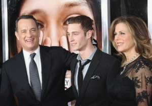 Tom Hanks' Wannabe Rapper Son Is Trying Desperately To Feud With Howard Stern